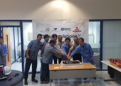 Celebration of IWSPP II completion 2018-3